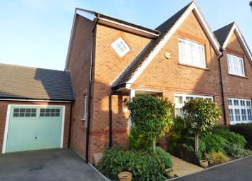 Thumbnail 3 bed property for sale in Clos Ystwyth, Caldicot