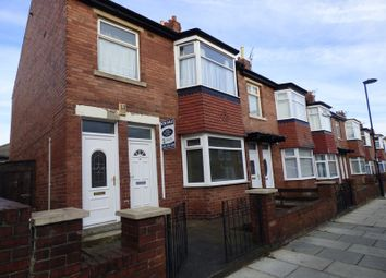 Thumbnail 2 bed flat for sale in Biddlestone Road, Heaton, Newcastle Upon Tyne