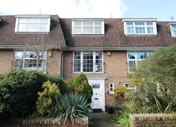 Thumbnail 4 bed terraced house for sale in Cornwall Gardens, Brighton, East Sussex