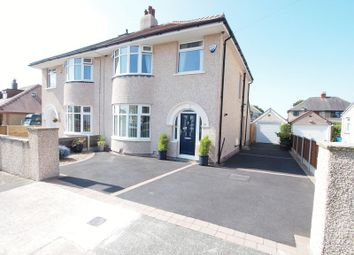 Thumbnail 2 bed semi-detached house for sale in Norwood Drive, Torrisholme, Morecambe