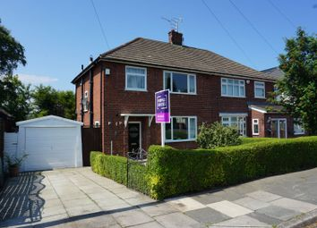 Thumbnail 3 bed semi-detached house for sale in Thirlmere Avenue, Prenton