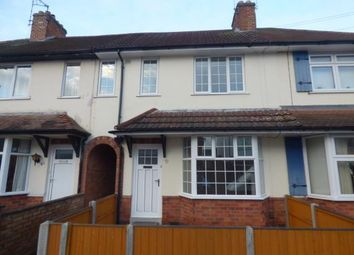 Thumbnail 3 bed semi-detached house for sale in Park Road, Wigston, Leicester, Leicestershire