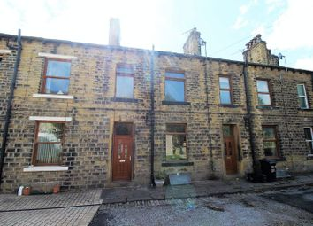 Thumbnail 2 bed terraced house for sale in Sunnybank Road, Greetland, Halifax