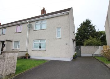 Thumbnail 2 bed terraced house for sale in Bridewell Drive, Carrickfergus