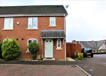 3 bed semi-detached house for sale in Cwm Braenar, Pontllanfraith, Blackwood NP12