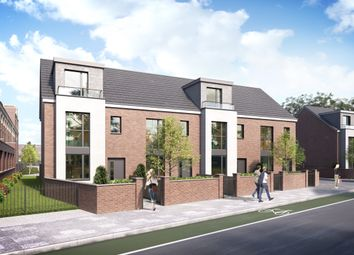 Thumbnail 4 bed flat for sale in Gated Development, Manchester
