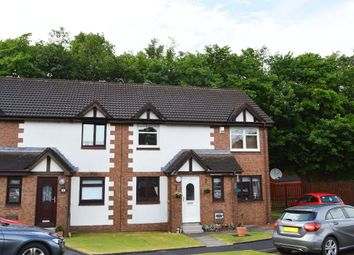 Thumbnail 2 bed flat for sale in Ardfern Road, Moffat Mills, Airdrie
