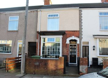 Thumbnail 3 bed terraced house to rent in Elliston Street, Cleethorpes