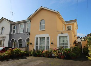 Thumbnail 4 bed end terrace house for sale in Avenue Road, Torquay
