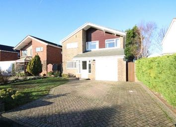 Thumbnail 4 bed detached house for sale in Brackenway, Freshfield, Liverpool