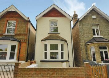 Thumbnail 3 bed detached house to rent in Elm Road, Kingston Upon Thames
