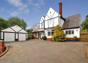 Thumbnail 4 bedroom detached house for sale in Windsor Street, Burbage, Hinckley