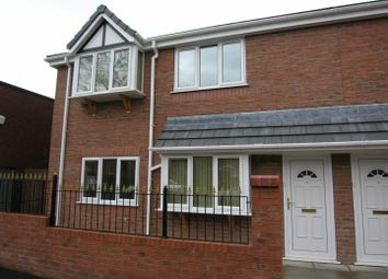 Thumbnail 2 bed flat to rent in Hodge Road, Walkden, Worsley