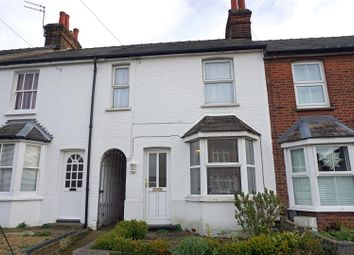 Thumbnail 2 bed terraced house for sale in St. Johns Road, Hitchin