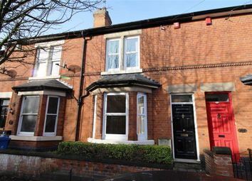 Thumbnail 3 bed terraced house for sale in Wheeldon Avenue, Derby