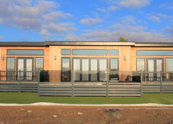 Thumbnail 2 bed mobile/park home for sale in Edingworth Road, Edingworth, Weston-Super-Mare