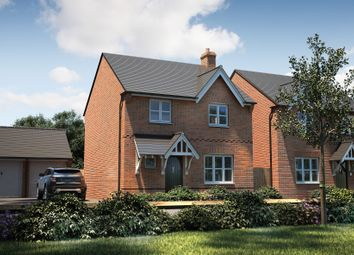 "Thumbnail 4 bedroom detached house for sale in ""The Hardwick"" at Banbury Road, Southam"