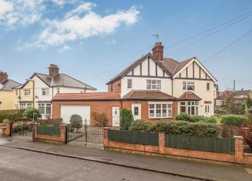 Thumbnail 3 bed semi-detached house for sale in Breedon Street, Long Eaton, Nottingham, Derbyshire