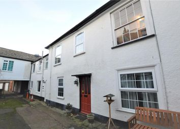 Thumbnail 2 bed terraced house for sale in Central Place, High Street, Honiton, Devon