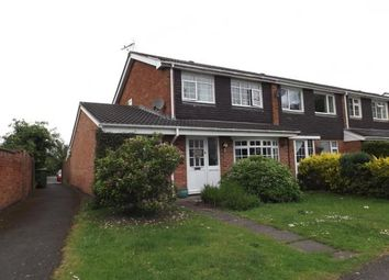 Thumbnail 3 bed semi-detached house for sale in Bridge Way, Whetstone, Leicester, Leicestershire