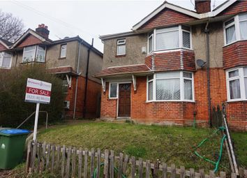 Thumbnail 4 bedroom property for sale in Burgess Road, Southampton