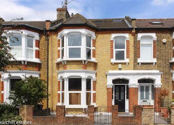 Thumbnail 4 bed terraced house for sale in Gordon Road, Wanstead, London