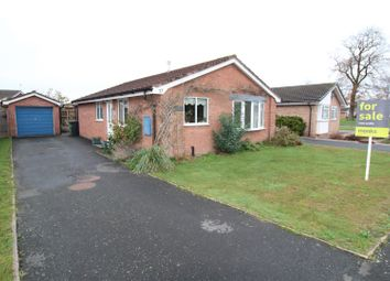 Thumbnail 2 bed detached bungalow for sale in Trentham Road, Wem, Shropshire