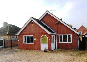 Thumbnail 4 bedroom property to rent in Back Lane, West Winch, King's Lynn