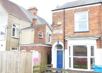 Thumbnail 2 bedroom terraced house for sale in Alexandra Avenue, Alexandra Road, Hull