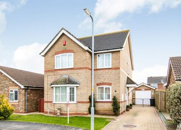 Thumbnail 4 bed detached house for sale in Zara Close, Boston