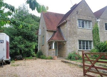 Thumbnail 2 bed semi-detached house for sale in 2 High Elms, Turweston, Brackley, Buckinghamshire