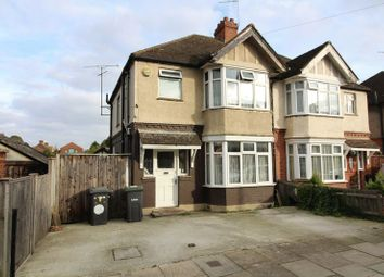 Thumbnail 3 bedroom property for sale in Overstone Road, Luton