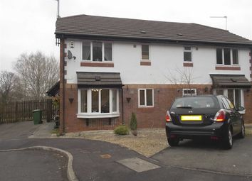 Thumbnail 1 bedroom terraced house to rent in Cefn Close, Glyncoch, Pontypridd