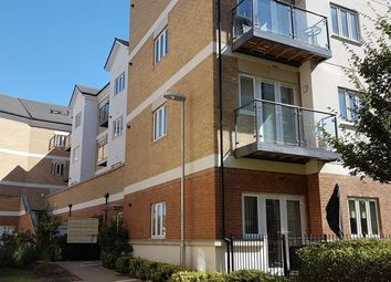 Thumbnail 1 bed flat for sale in Ley Farm Close, Garston, Watford