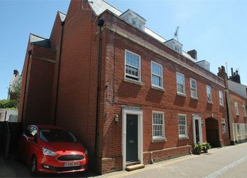 Thumbnail 4 bed end terrace house for sale in 43 Kings Head St, Old Harwich, Colchester, Essex