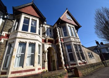 Thumbnail 2 bed flat to rent in Shirley Road, Roath, Cardiff