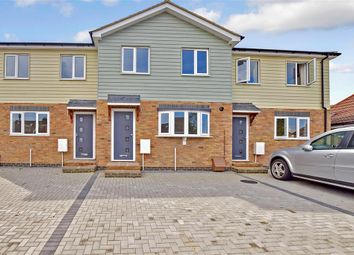 Thumbnail 3 bed terraced house for sale in Tunbury Avenue, Walderslade, Chatham, Kent