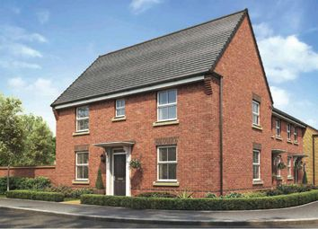 "Thumbnail 3 bed end terrace house for sale in ""Hadley"" at Broughton Crossing, Broughton, Aylesbury"