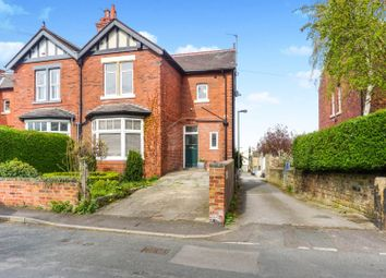 4 bed semi-detached house for sale in Castle Road, Wakefield WF2