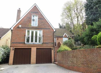 Thumbnail 5 bed detached house for sale in Rectory Garth, Rayleigh
