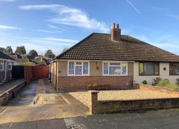 Thumbnail 2 bedroom semi-detached bungalow for sale in Sunningdale Road, Haydon View, Swindon