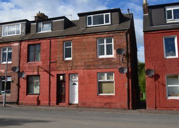 Thumbnail 3 bed flat for sale in Wilson Street, Flat 1, Alexandria, West Dunbartonshire