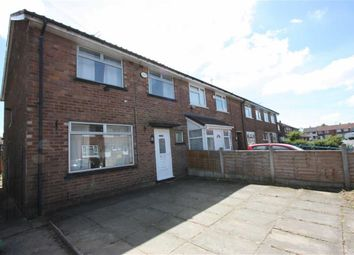 Thumbnail 3 bed semi-detached house to rent in Spa Crescent, Little Hulton, Manchester