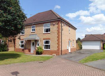 Thumbnail 4 bed detached house for sale in Ash Dene, Walkington, Beverley