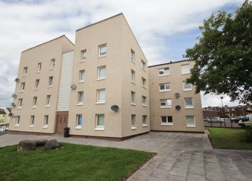 Thumbnail 3 bed flat for sale in 4/10 Arran Place, Clydebank