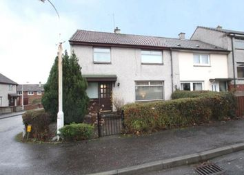 Thumbnail 3 bed end terrace house for sale in Innes Road, Glenrothes, Fife
