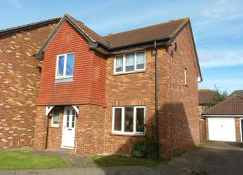 Thumbnail 4 bed detached house for sale in Starling Close, Sandy