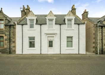 Thumbnail 5 bed semi-detached house for sale in Cliff Street, Buckie, Banffshire