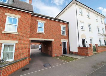 Thumbnail 2 bed terraced house to rent in Crowsley Road, Kempston, Bedford