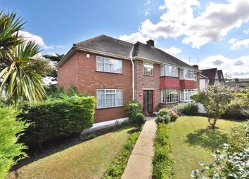 Thumbnail 4 bed semi-detached house for sale in Honor Oak Road, London